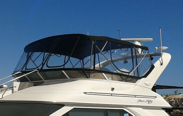 Custom Boat Tops and Repair