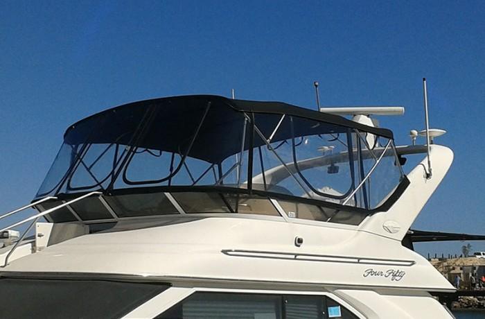 Custom Boat Tops and Repair